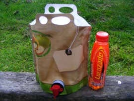 3 Litre Water Bag with handles