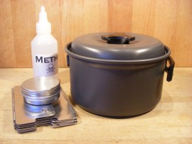 Speedster Backpacking Products Cook Kit